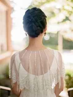 Dress: J. Crew | Dress Topper: BHLDN | Kate Weinstein Photo