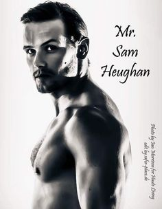 Some black and white Images from Sam Heughan as Jamie Fraser and of course many Images as himself. Also some Wallpapers in black and white. Outlander Book Series, Outlander 3, Sam Heughan Outlander, Claire Fraser, Jamie And Claire, Jamie Fraser, Scottish Warrior, Men In Kilts