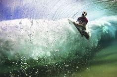 Watersports: Surfing