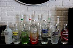 Tomi's Vodka Range