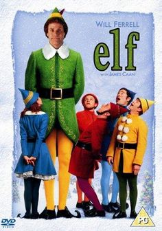 Will Ferrell as an elf. Christmas will never be the same. Spaghetti with candy, Zooey Dechanel as a department store Santa's helper and Will Ferrell love interest, Bob Newhart as Papa Elf. Elf Movie, Movie Tv, Best Kid Movies, Good Movies, Movies And Tv Shows, Watch Movies, Christmas Movies, Christmas Fun, Shopping