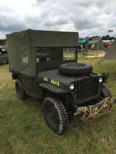 Holden jeep