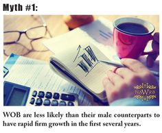 Find out the answer! Read our Magazine's debunking myths about women led businesses. #nawrb