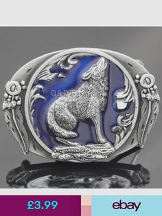 Arts,crafts & Sewing Special Section Retro Cowboy Eagle Belt Buckle Metal 3d Eagle Head Belt Buckle Zinc Alloy Animal Vintage Blue Oval Buckles Men Jewelry Accessory 100% Guarantee