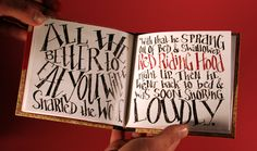 lettering by Lauren Kaiser