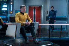 Anson Mount, Star Trek Show, Cbs All Access, Series Premiere, Star Trek Universe, Uss Enterprise, Iconic Characters, Spock