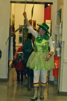 Thank you fairy leprechaun!