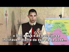 História Sagrada X -- José perdoa seus irmãos - YouTube
