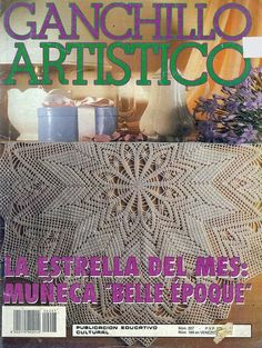 "Photo from album ""Ganchillo Artistico Nro on Yandex. Crochet Doily Diagram, Crochet Chart, Filet Crochet, Crochet Doilies, Knitting Charts, Knitting Yarn, Knitting Patterns, Crochet Patterns, Crochet Ideas"