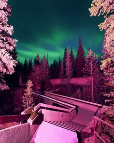<p>For Canadian photographer Benoit Paille, images are a psychedelic party. He believes photographs are a representation of their own reality. By using different colored lights, overexposure and light