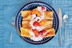Our 34 Best Elegant Breakfast Recipes So Your Mornings Don't Have To Be Basic: Crazy Day Crêpes