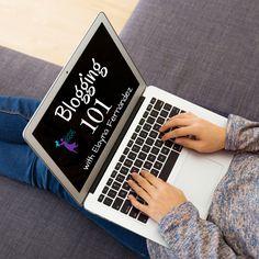 blogging 101 with Elayna Fernandez