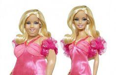 #Barbie fa la #liposuzione grazie a un' #app