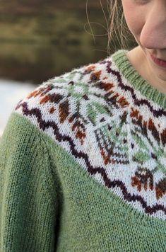 Hairst Cardigan by Sandra Manson - Jamieson and Smith, Real Shetland Wool. Fair Isle Knitting Patterns, Knitting Designs, Knit Patterns, Knitting Projects, Knitting Tutorials, Stitch Patterns, Motif Fair Isle, Fair Isle Pattern, Shetland Wool