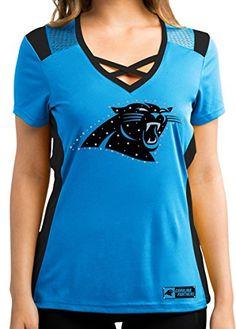 the best attitude d9535 91afe NFL Carolina Panthers Women's Jersey Racer Back Tank Top ...