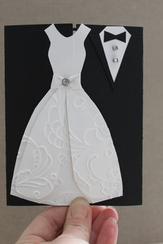 Just Julie B's Stampin' Space: It's a Nice Day for a White Wedding!
