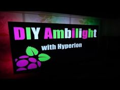 A Raspi Ambilight With HDMI Input | Hackaday