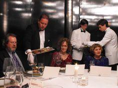 Cullen's Titanic Dinner 2012