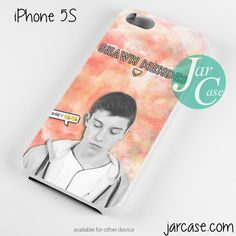 Shawn Mendes Texting Phone case for iPhone 4/4s/5/5c/5s/6/6 plus