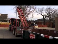 (563) 332-2555 Roll Off Delivered To Moline, Illinois