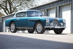 1956 Aston Martin DB2/4 MkII Coupé   Chassis no. AM300/1241