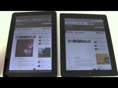 samsung tablet vs apple iPad