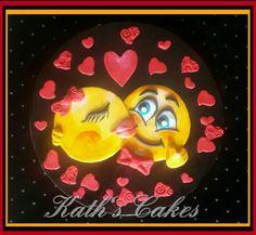 CPC Valentines Collab - Cake by Cakemummy