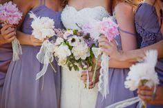 Rustic Anemone Wedding: Amelia and Skeet