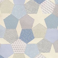 Day 87 - I loved working on this pentagon design! EPP inspired collage using security envelope linings Pentagon Design, Pentagon Shape, Security Envelopes, English Paper Piecing, Pattern Design, Collage, Crafty, Shapes, Quilts