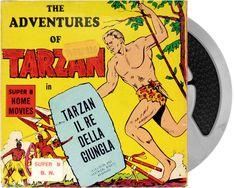 Adventures of Tarzan Super Cine Film Movie Denny Miller by EcoRetroStore on Etsy Super 8 Film, Boxing Conditioning, Home Movies, Tarzan, Film Movie, Adventure, The Originals, Stuff To Buy, Technology