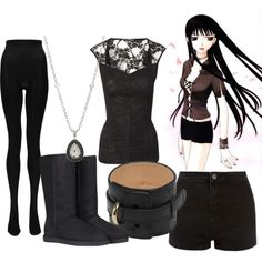 """""""Rin Sohma"""" by theearlmustang on Polyvore"""