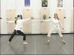 Epee Fencing Attacks : Counter Attacks in Epee Fencing