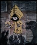 Little nightmare by Ziva-Daiban