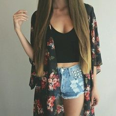 35 Cute Outfit Ideas For Teen Girls 2018 - Girls Outfit Inspiration