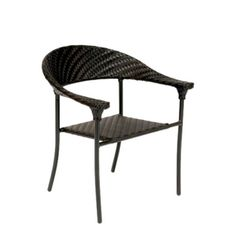Shop this woodard whitecraft barlow wicker stackable dining arm chair from our top selling Woodard dining chairs. PatioLiving is your premier online showroom for patio seating and high-end outdoor furniture. Patio Dining Chairs, Dining Chair Cushions, Dining Arm Chair, Outdoor Dining, Outdoor Chairs, Restaurant Table Tops, Restaurant Furniture, Resin Wicker Furniture, Outdoor Wicker Furniture