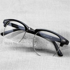932a7d0a79a1 High Quality Eyewear Frames Female Male Eyeglasses Lady Vintage Retro  Computer Myopia Optical Eye Glasses Frames