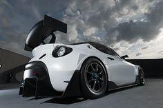 トヨタ、「TOYOTA S-FR」のレーシング仕様車「TOYOTA S-FR Racing Concept」を東京オートサロン2016で公開 - Car Watch