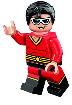 LEGO Batman 3: Beyond Gotham - Plastic Man Exclusive Minifigure