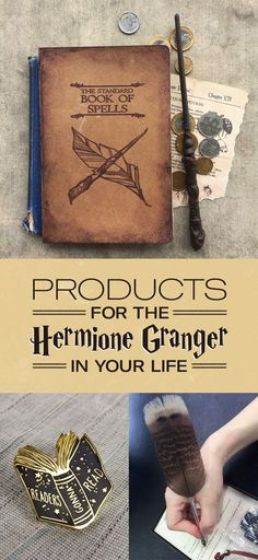 23 Magical Products For The Hermione Granger In Your Life