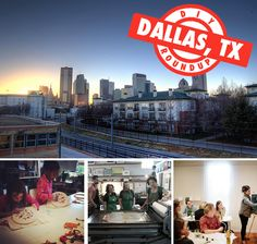From woodworking to 3D printing, check out our roundup of the best #diy spots in #Dallas!