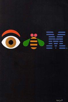 Eye-Bee-M-Poster - Paul Rand - Wikipedia, the free encyclopedia