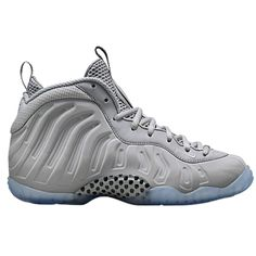 3548afd9428d Nike Little Posite One - Boys  Grade School - Wolf Grey White Cool Grey  Black. Jordan Tulloch