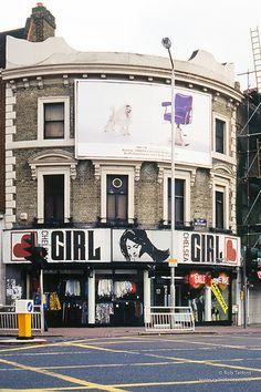 Chelsea Girl, Tooting, SW London.