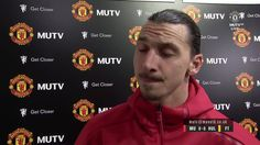 Zlatan Ibrahimovic tells MUTV the Reds will keep fighting in the Premier League.