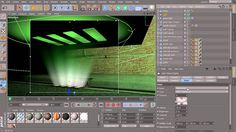 Introduction to Lighting in CINEMA 4D - 15 Volumetric lighting in CINEMA 4D