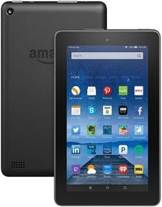fire tablet 7 - best 7-inch tablets