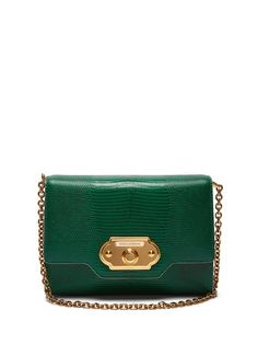 9fc6f2c4acf559 Dolce & Gabbana Welcome iguana-effect leather clutch Leather Clutch, Card  Case, Fashion
