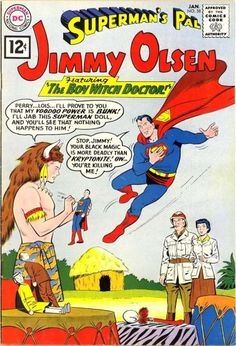 The Superman Fan Podcast: Episode #339 Part II: Superman Family Comic Cover ...