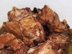 Pinoy Chicken Adobo