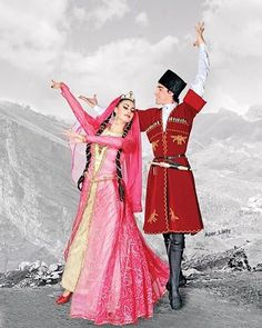 azerbaijan dance costumes - Google Search